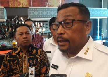 Gubernur Maluku terpukul Atas Pemeriksaan Wakil Gubernur Maluku oleh KPK