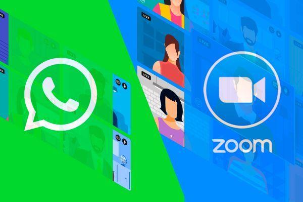 WhatsApp Ancam Zoom dengan fitur Video Call sampai 50 Peserta